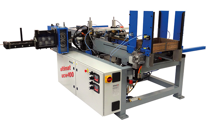 ucw series Automatic support wire T welder