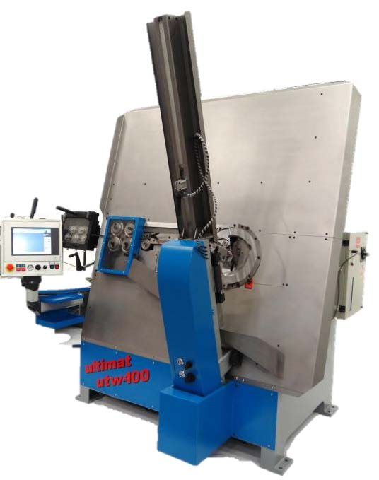 utw Automatic Ring Forming and Welding Machines
